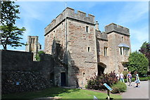 ST5545 : The Bishops Palace (8) by Chris' Buet