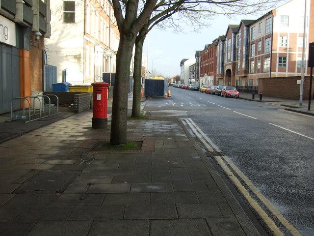 Wright Street, Hull