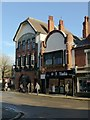 SK4933 : York Chambers, 38/40 Market Place, Long Eaton by Alan Murray-Rust