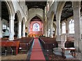 SU4767 : The nave aisle by Bill Nicholls