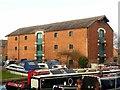 SK4430 : Trent Corn Mill No.1, Shardlow by Alan Murray-Rust