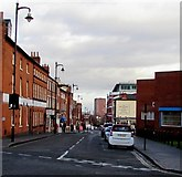 SP0687 : Hockley Street, Birmingham by Jaggery