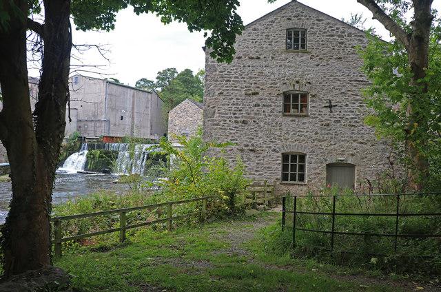 Heron Mill, Beetham