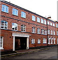 SP0587 : Entrance to the Minories, Warstone Parade East, Hockley, Birmingham by Jaggery