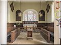 SE5971 : All Saints, Brandsby - Sanctuary by John Salmon