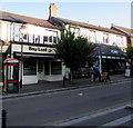 ST1577 : Bay Leaf and Porro, High Street, Llandaff, Cardiff  by Jaggery