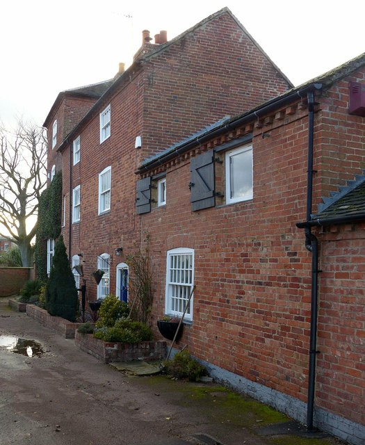 44A and 46, The Wharf, Shardlow