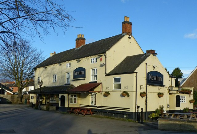 New Inn, Shardlow
