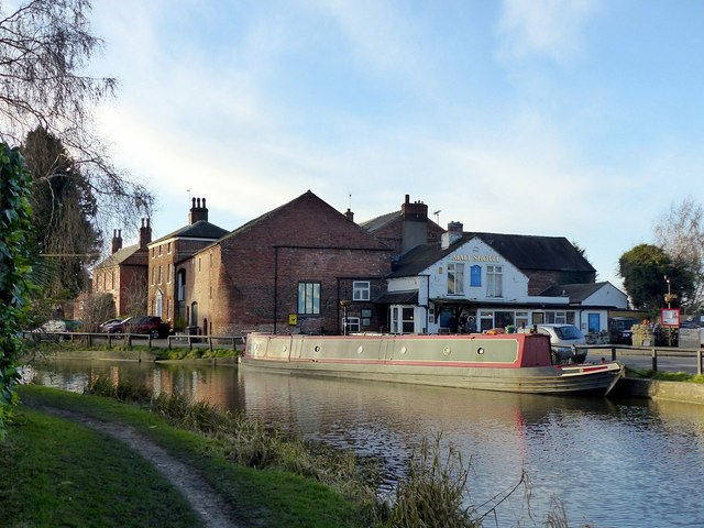 The Malt Shovel, Shardlow