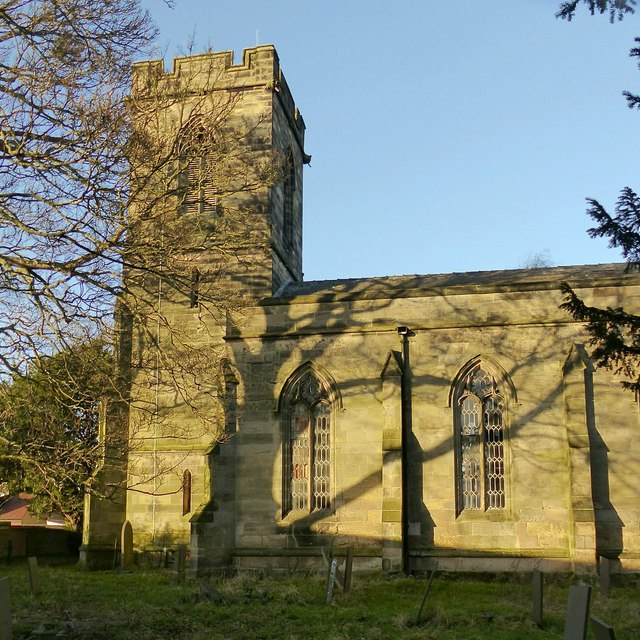 Church of St James, Shardlow