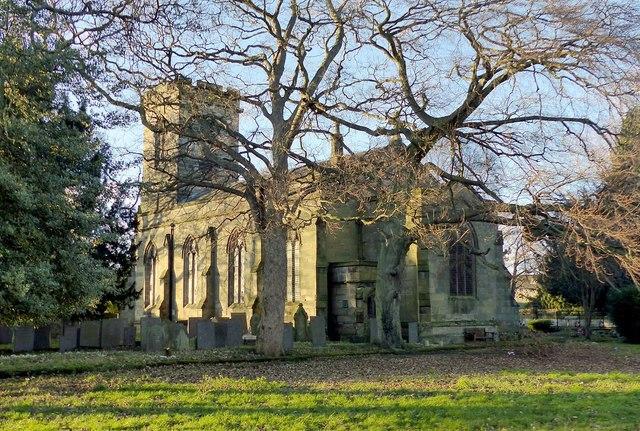 Church of St James, Shardlow