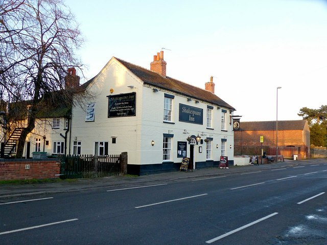 The Shakespeare Inn, Shardlow