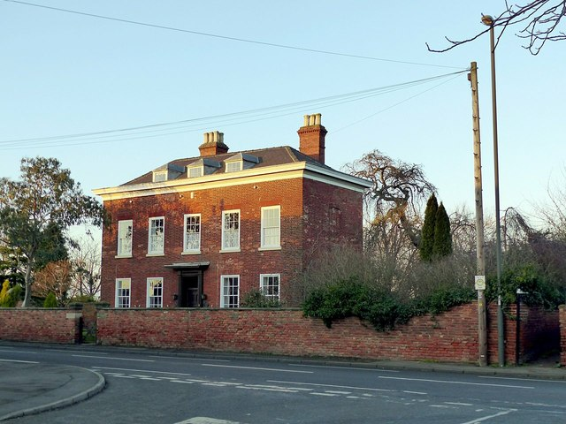 The Dower House, Shardlow