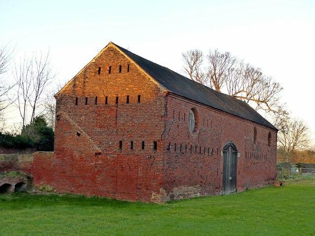 Threshing barn, Shardlow