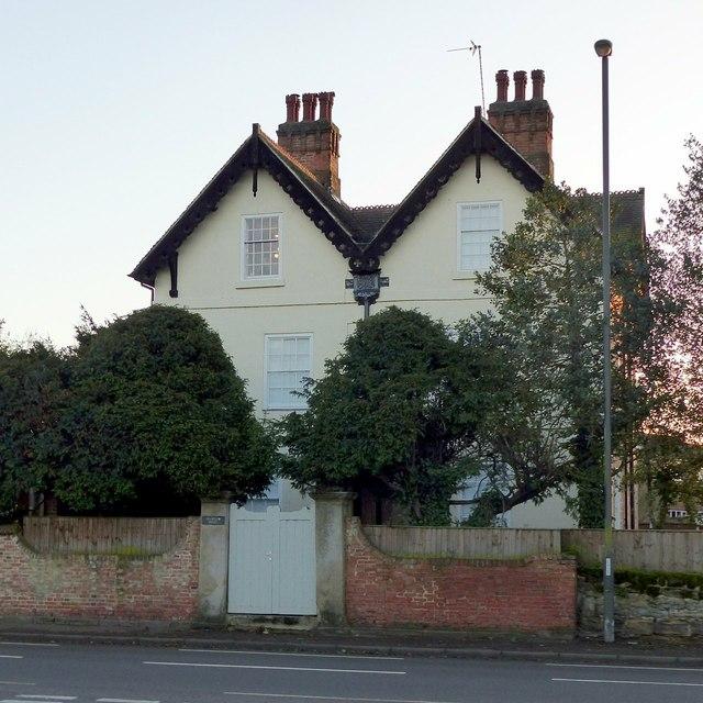 Shardlow House, London Road
