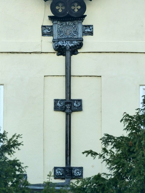 Shardlow House, London Road – detail