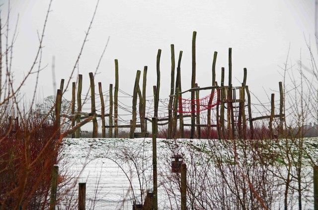 Adventure Play Area, Kilkenny Lane Country Park, Carterton, Oxon