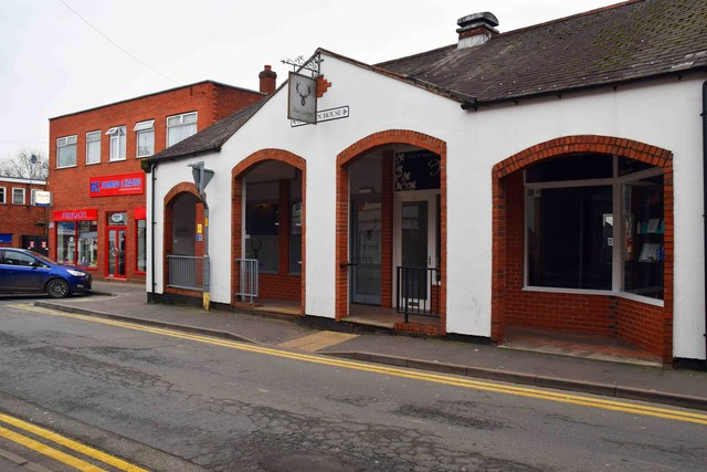 The Lodge (1), Baldwin House, Lombard Street, Stourport-on-Severn