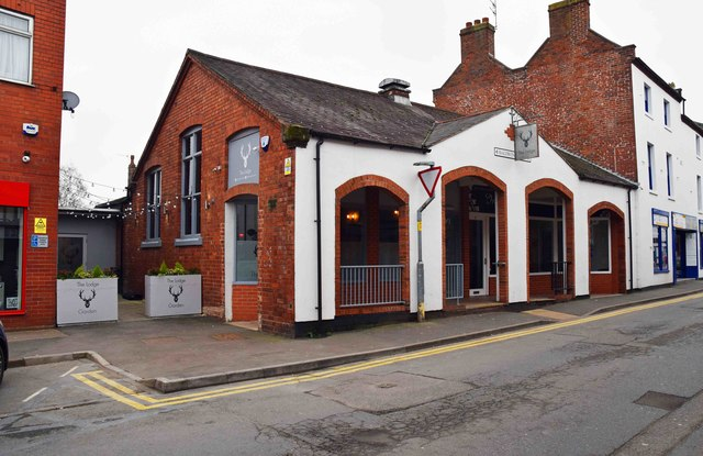 The Lodge (3), Baldwin House, Lombard Street, Stourport-on-Severn
