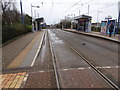SO9794 : Wednesbury Parkway tram stop, West Midlands by Nigel Thompson