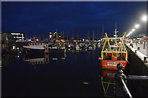 SX4854 : Cornish Gem, Sutton Harbour by N Chadwick