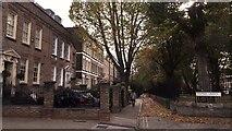 TQ3581 : Stepney Green by Chris Brown