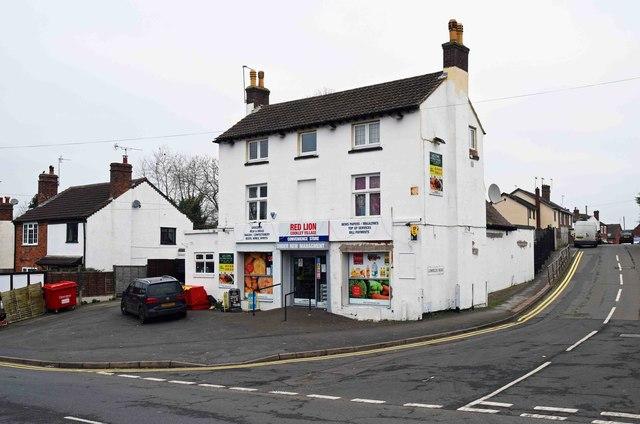 Red Lion Cookley Village Convenience Store, 70 Castle Road, Cookley, Worcs