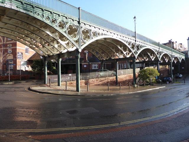 The Iron Bridge, Exeter