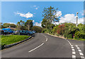 SW7818 : Road into Coverack by Ian Capper
