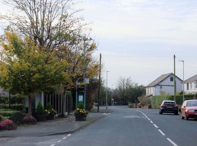 High Street in Elswick