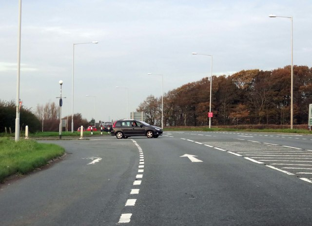 Fleetwood Road heading north