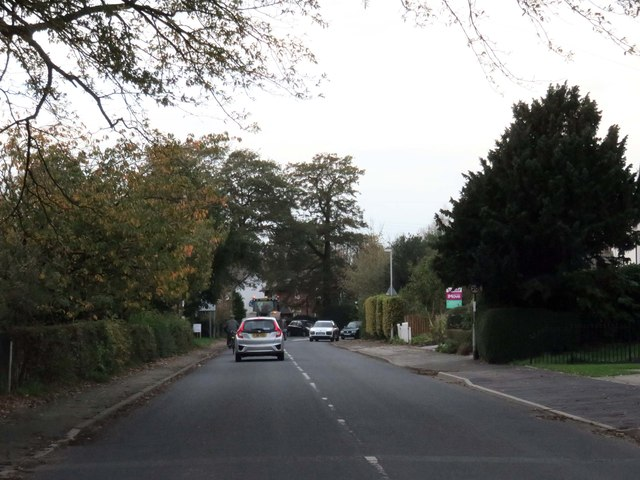 Station Road in Singleton