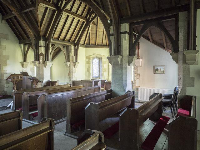 St Stephen, Aldwark - Interior