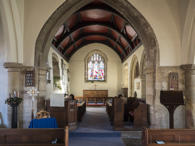 St Mary the Virgin, Great Ouseburn - Chancel