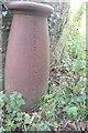 NZ0615 : Parish Boundary marker by Bob Harvey