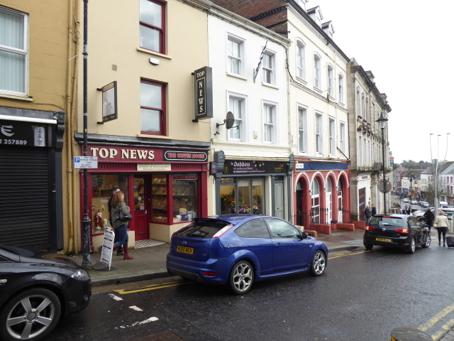The Coffee House, Omagh © Kenneth Allen cc-by-sa/2.0 ...