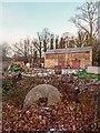 NJ2062 : Millstone at Oldmills by valenta