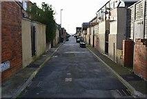 SE2733 : Back Model Road, Armley, Leeds by Mark Stevenson