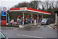SK3185 : Esso garage on Fulwood Road, Sheffield by Ian S