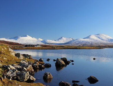 NF7535 : Loch Roag by Rupert Fleetingly