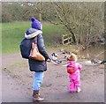 SO9194 : Feeding Ducks by Gordon Griffiths