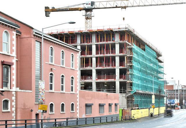 Portland 88, Belfast (January 2018)