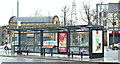 J3674 : Holywood Arches EWAY halt, Belfast - January 2018(1) by Albert Bridge