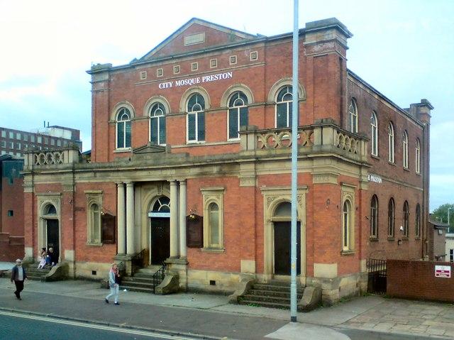 City Mosque Preston