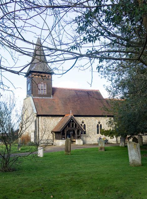 St Andrew's Church, Little Berkhamsted