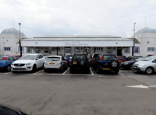 Ryde Pier Station