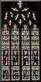 SK9153 : Window s.IV,  St Helen's church, Brant Broughton by Julian P Guffogg