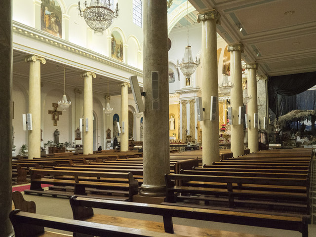 St Peter, Clerkenwell Road, Clerkenwell - Interior