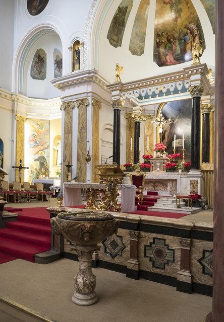 St Peter, Clerkenwell Road, Clerkenwell - Sanctuary