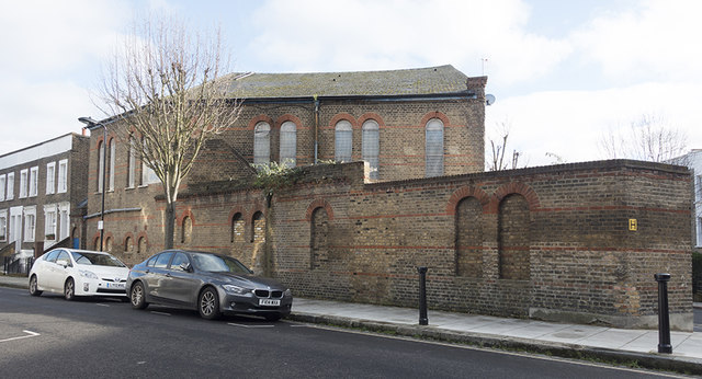 Malden Hall, Herbert Street